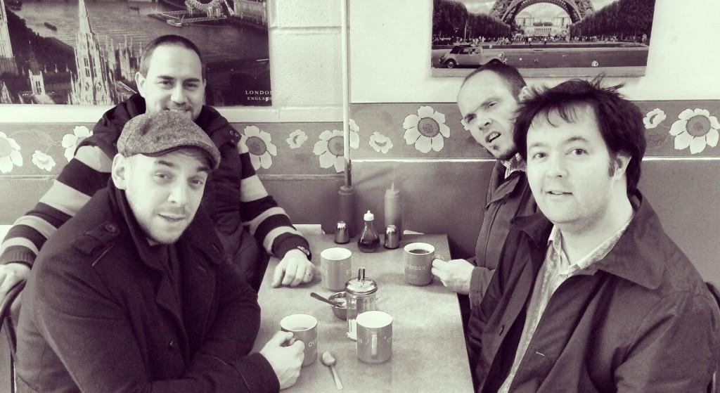 The Dees, at NJA.me.uk CAFE